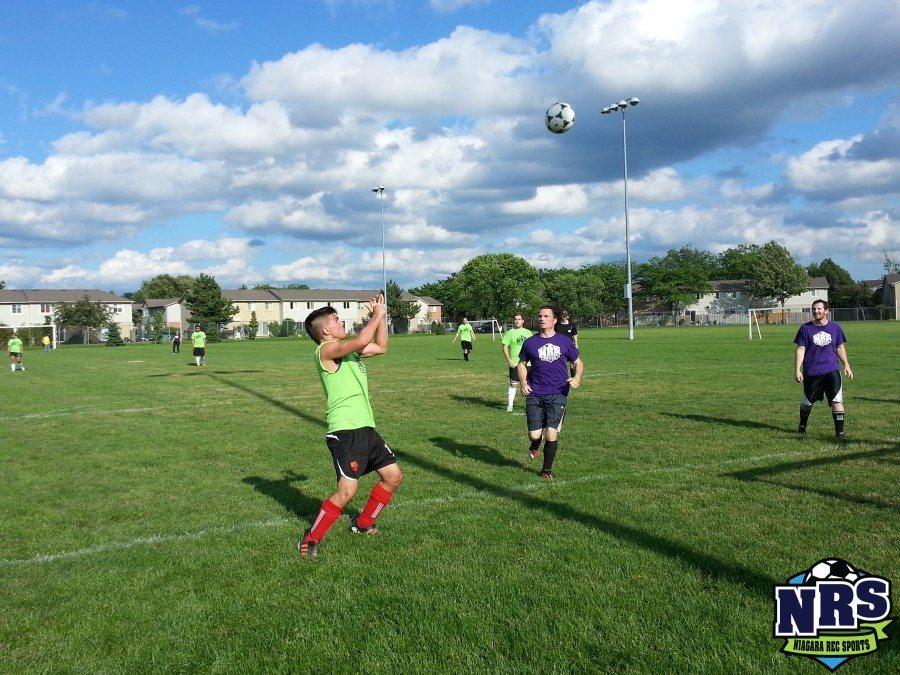 Niagara Rec Sports Soccer 6