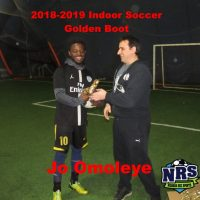 NRS 2018-2019 Indoor Soccer Golden Boot