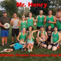 NRS 2018 Ultimate Mr. Henry