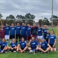 2021 Soccer Intermediate B Division Winners Coyotes