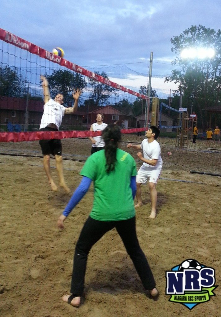 Court Volleyball 3