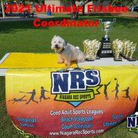 NRS 2021 Ultimate Frisbee Coordinator