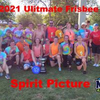 NRS 2021 Ultimate Frisbee Spirit Picture