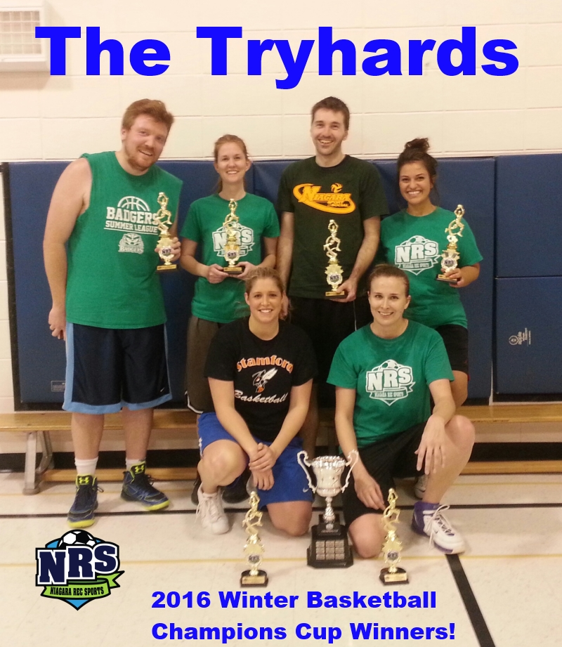NRS Winter Basketball A div Champs