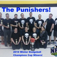NRS Winter Dodgeball A div Champs