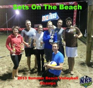 Niagara Rec Sports 2013 Summer Beach Volleyball Champs