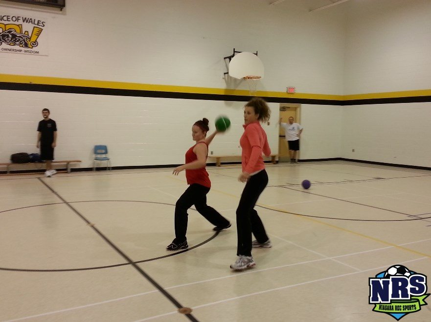 Niagara Rec Sports Dodgeball Register Now