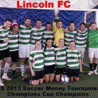 Niagara Rec Sports 2013 Soccer Tournament Champions
