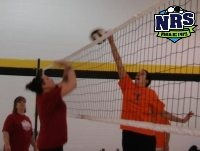 Niagara Rec Sports Court Volleyball