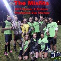 Niagara Rec Sports 2013 Soccer A Division Champs