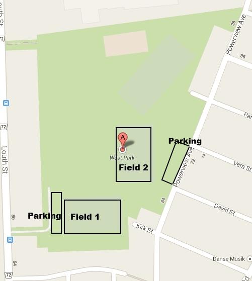 NRS Soccer Westpark. 1