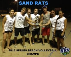 2013 Spring Beach Volleyball Champs